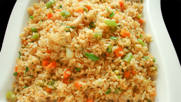 Orient express chinese food in joplin and webb city chicken fried rice ccuart Images